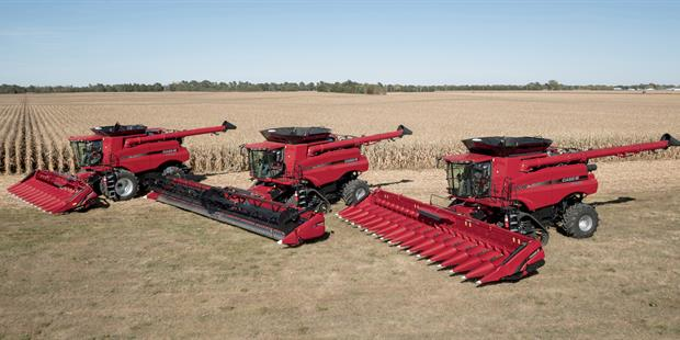 The Next Generation Of Axial-Flow® Combines Are Here