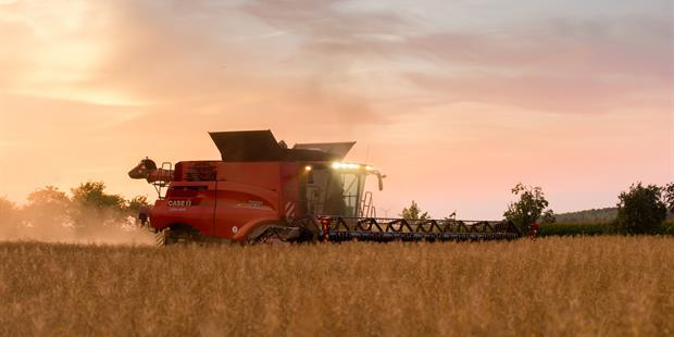 Axial-Flow 250 Flagship Combine Updates Protect Quality and Boost Productivity