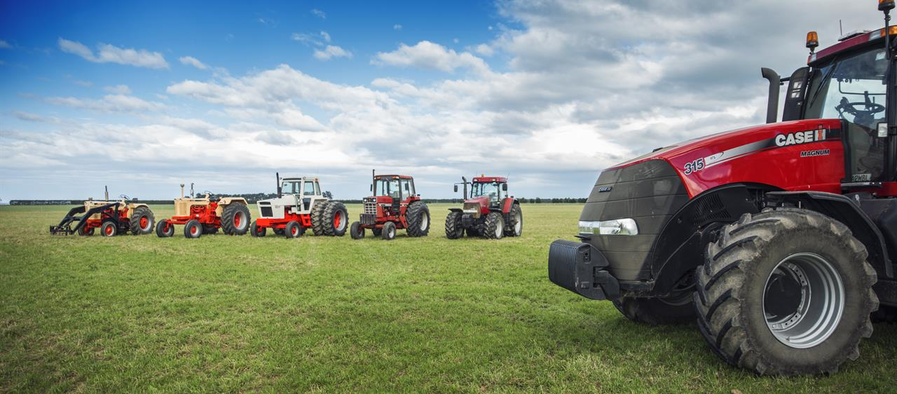 Case IH Celebrates 175 Years with Chance to Win A Brand New Farmall 50 B