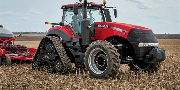 Case IH Launch New Magnum Rowtrac