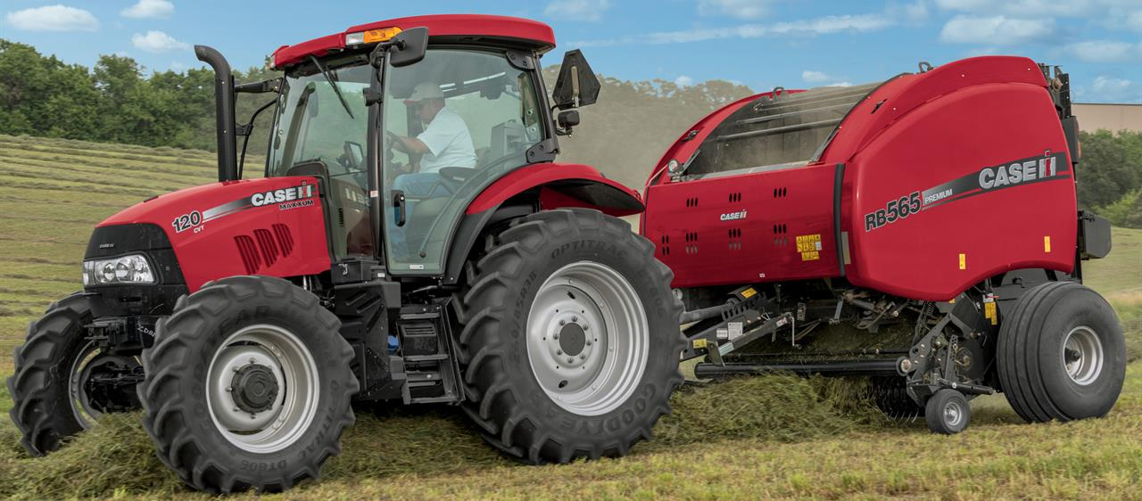 Updates Give Case IH RB5 Balers A Performance Boost