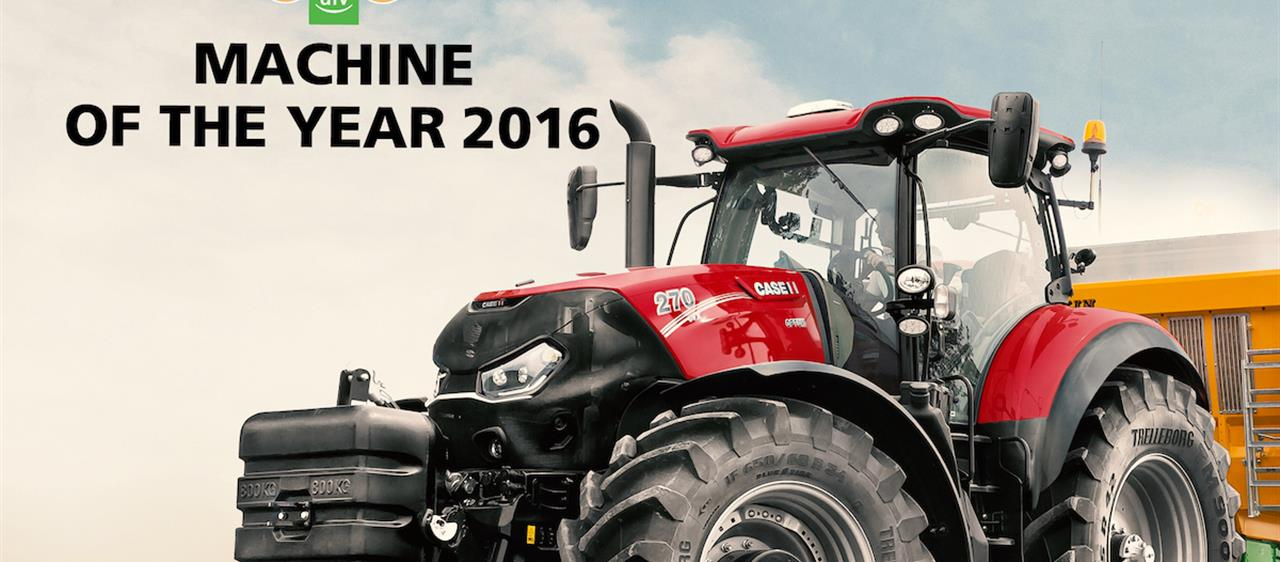 Optum CVT Machine of the Year