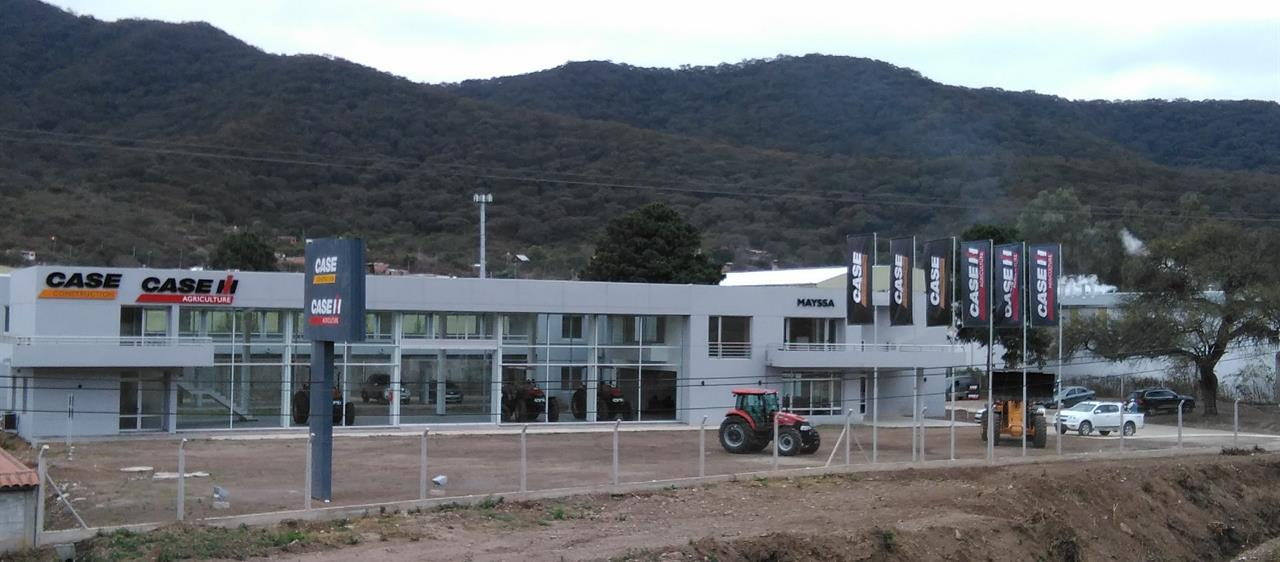 Nuevo representante de Case IH y Case Construction Equipment en el Norte Argentino